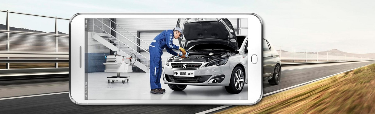 PEUGEOT car servicing and maintenance advice | Oil