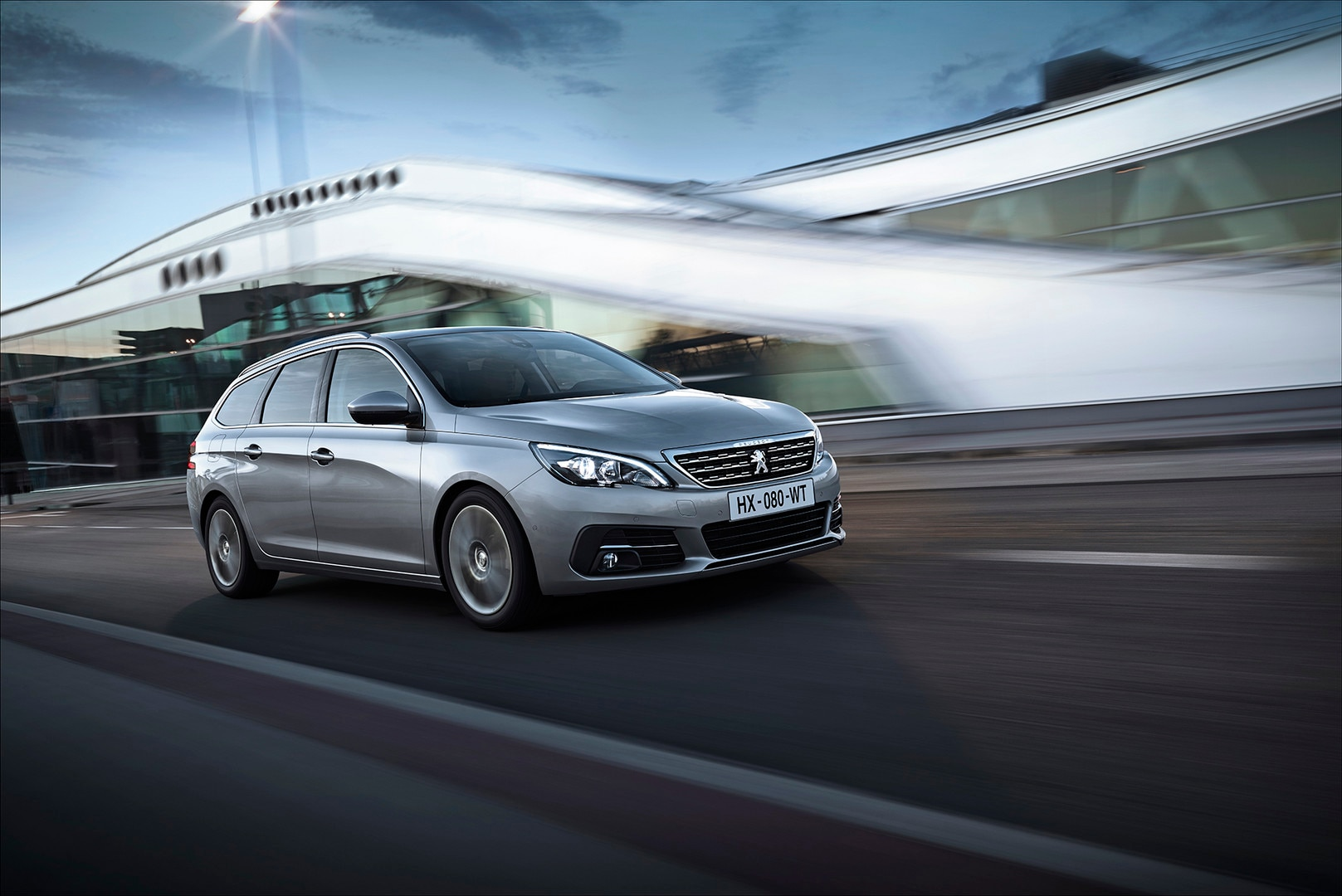PEUGEOT 308 Touring New Car Showroom | Family Wagon | Test Drive Today