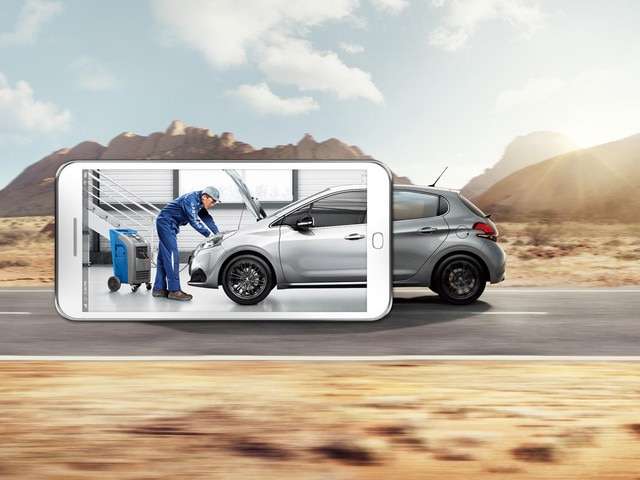 PEUGEOT Air Conditioning Offer