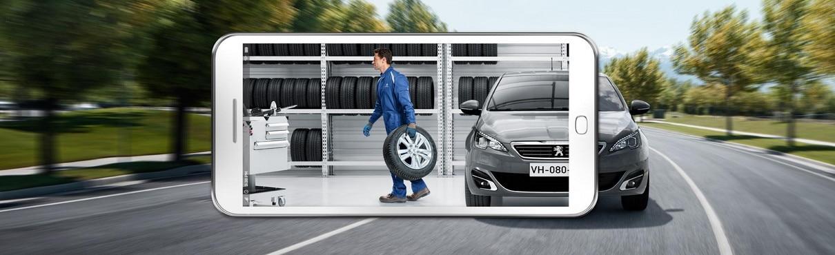 PEUGEOT tyres