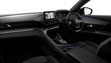 PEUGEOT 3008 SUV GT interior trim