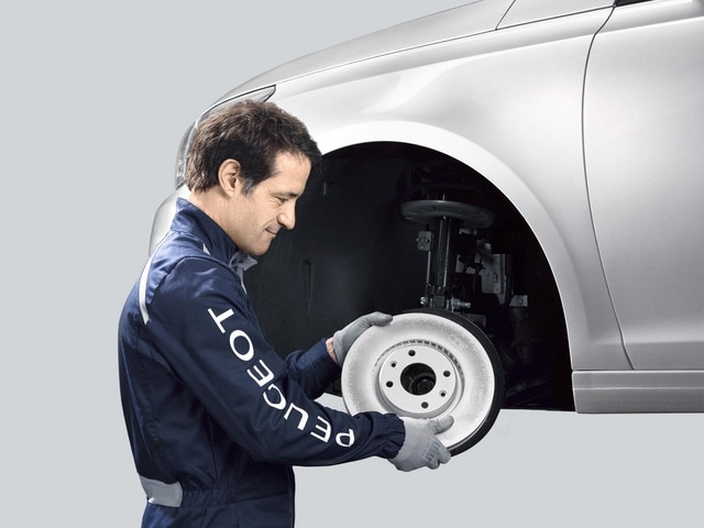 PEUGEOT brake pad replacement offer