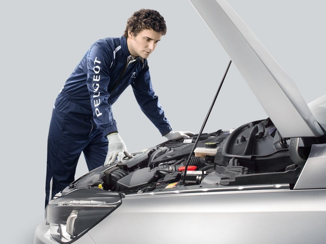 PEUGEOT safety check offer