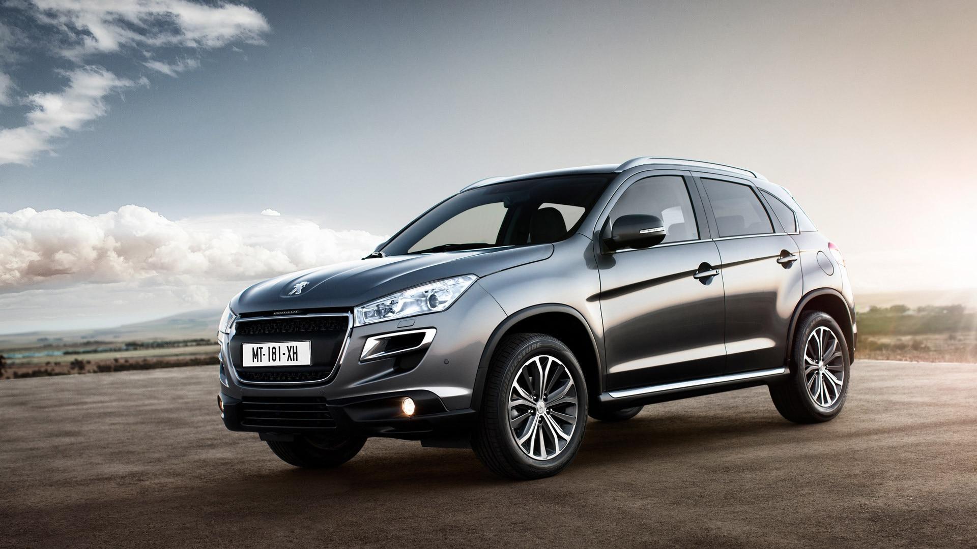 Image result for Peugeot 4008