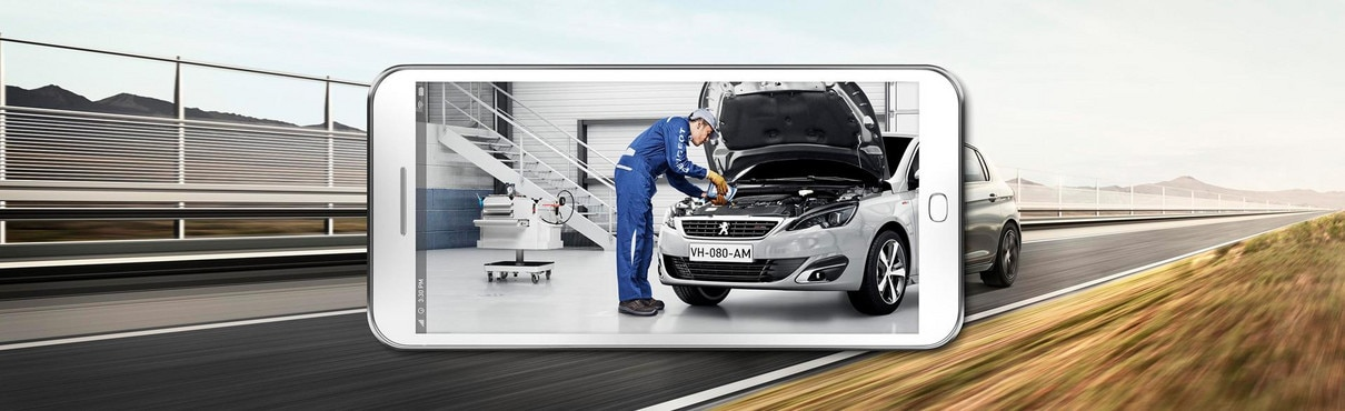 PEUGEOT Assured Service Price Promise