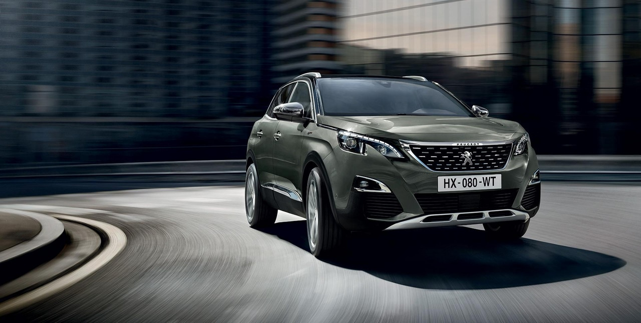 peugeot 3008 new car showroom | suv | gt | test drive today