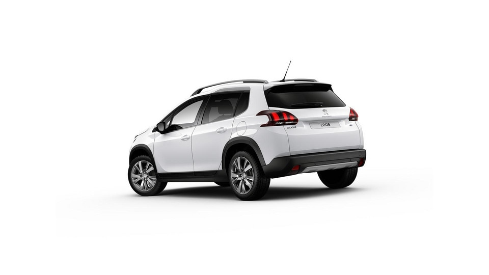 PEUGEOT 2008 SUV Allure rear