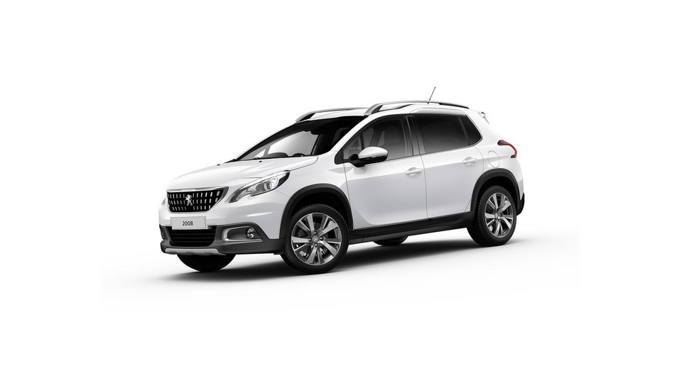 PEUGEOT 2008 SUV Allure side