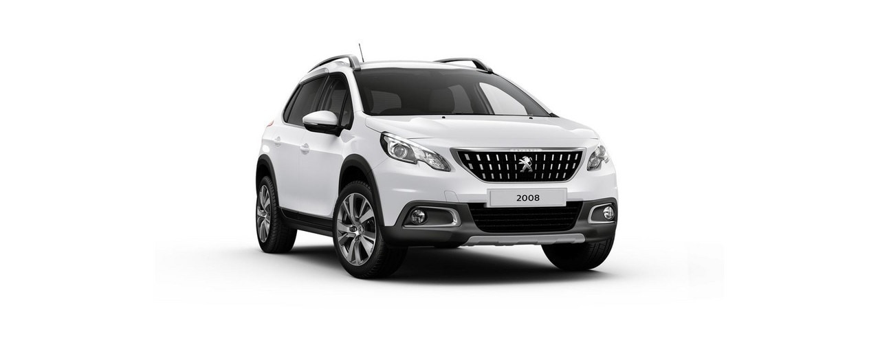 PEUGEOT 2008 SUV Allure front