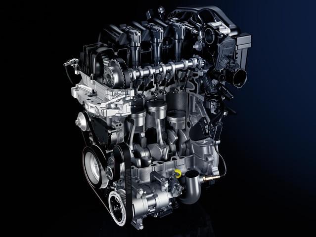Peugeot PureTech engine