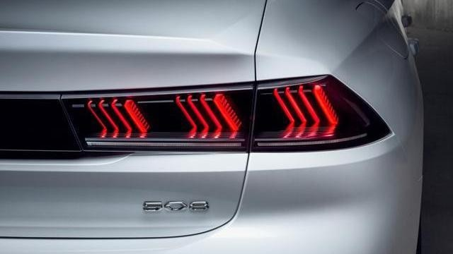 PEUGEOT-508-3d-led-lights
