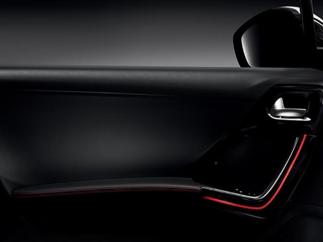 PEUGEOT 208 GTi door trims