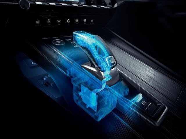 peugeot-508-automatic-gearbox