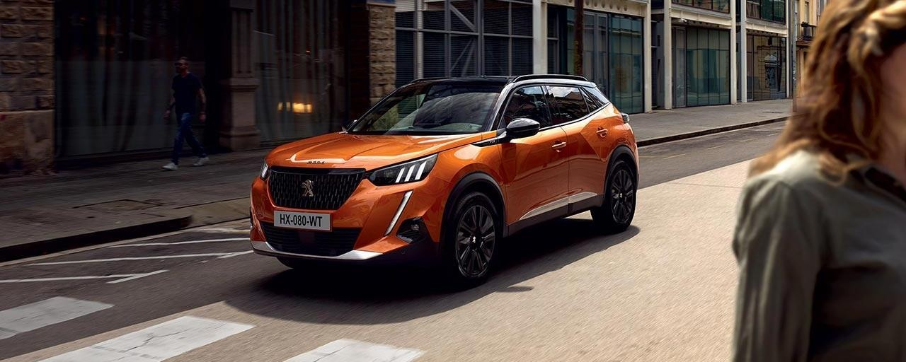 All-New PEUGEOT 2008 SUV Design
