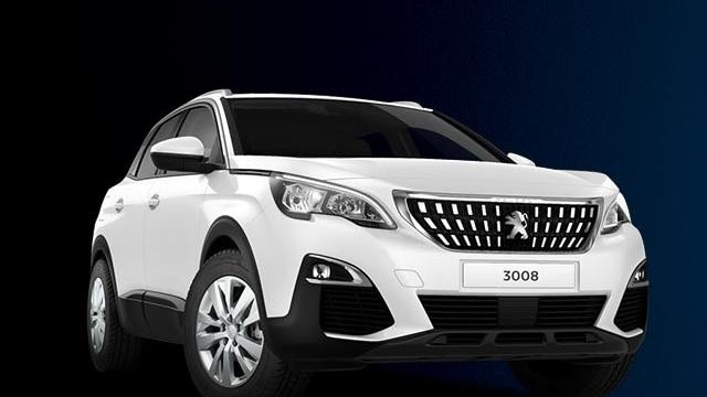 PEUGEOT 3008 SUV Offers