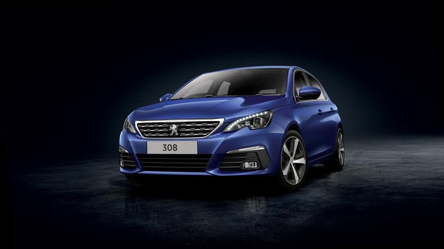 PEUGEOT 308 Allure hatch
