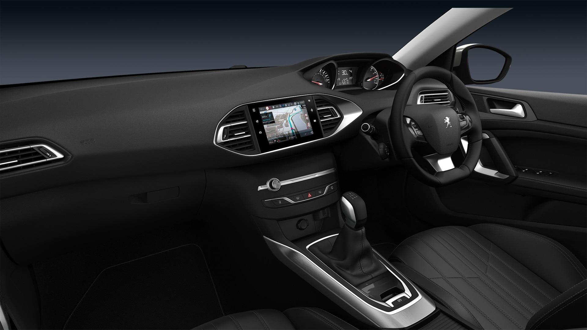 PEUGEOT 308 New Car Showroom   Hatchback   Test Drive Today