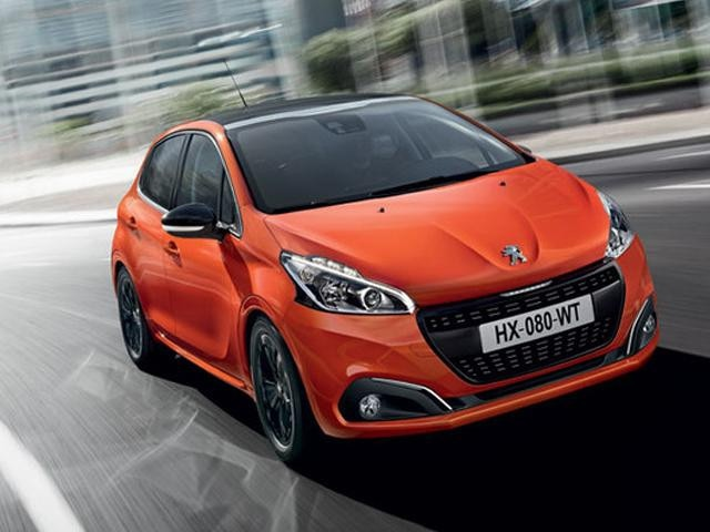 peugeot 208 new car showroom | small car | test drive today