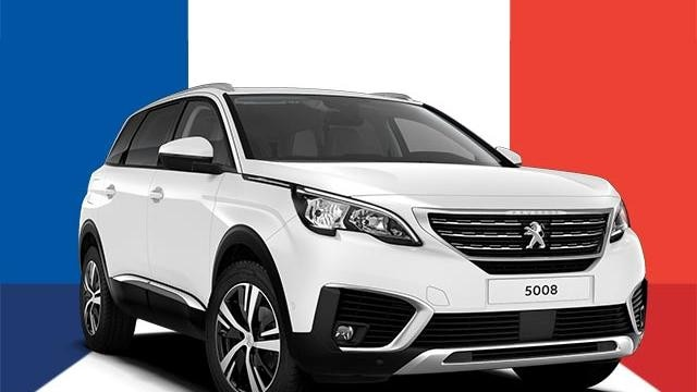 Happy Bastille Day - PEUGEOT 5008 SUV Deals