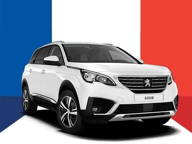 Happy Bastille Day - PEUGEOT 5008 SUV Deals