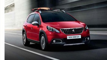 PEUGEOT 2008 SUV accessories brochure