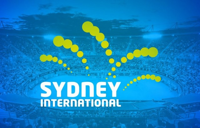 Sydney International Tennis