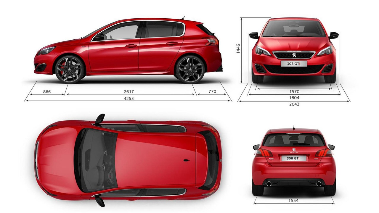 peugeot 308 gti new car showroom hot hatch sports car performance. Black Bedroom Furniture Sets. Home Design Ideas