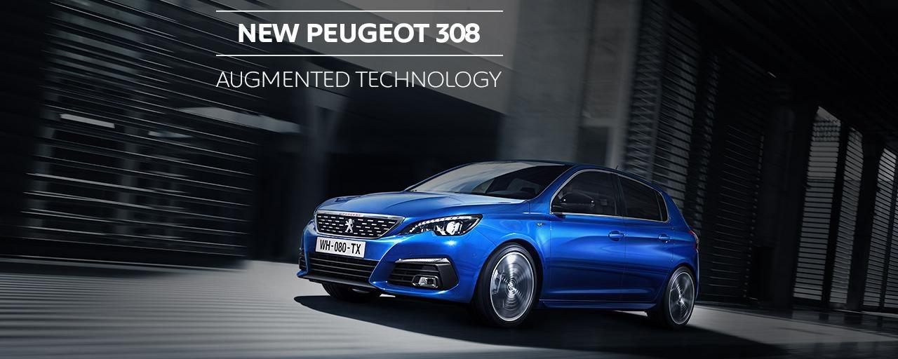 PEUGEOT 308 hatch