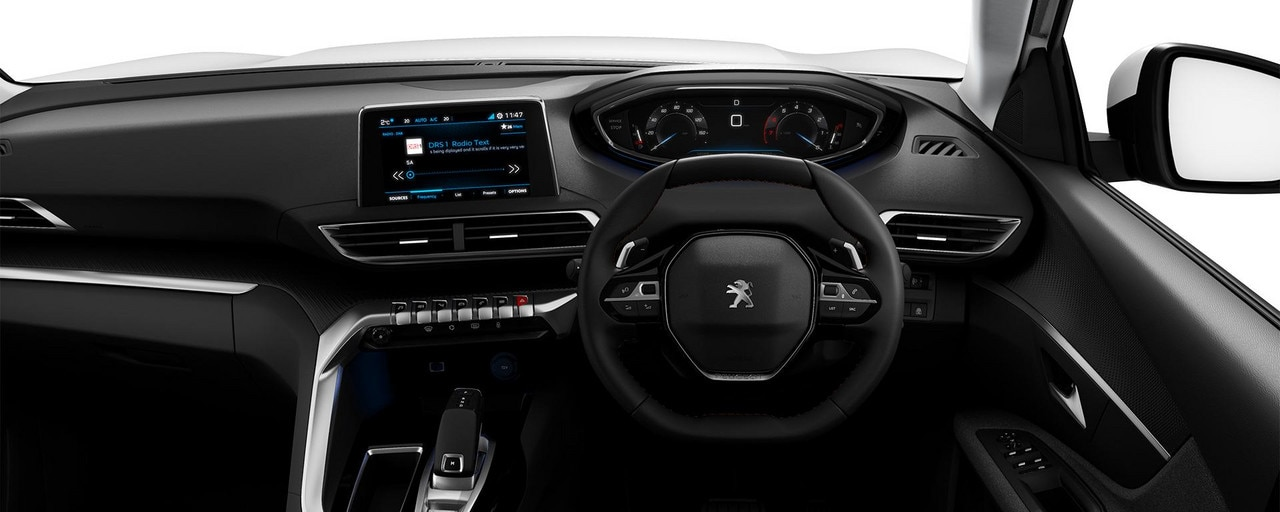 PEUGEOT 3008 SUV Active interior