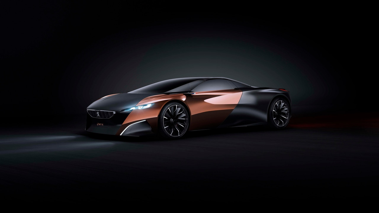 peugeot onyx concept car future car technology. Black Bedroom Furniture Sets. Home Design Ideas