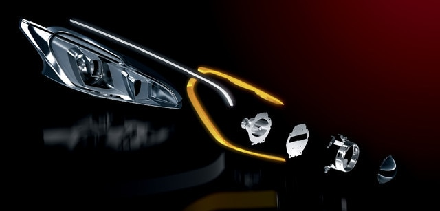 PEUGEOT 208 GTi LED Headlights
