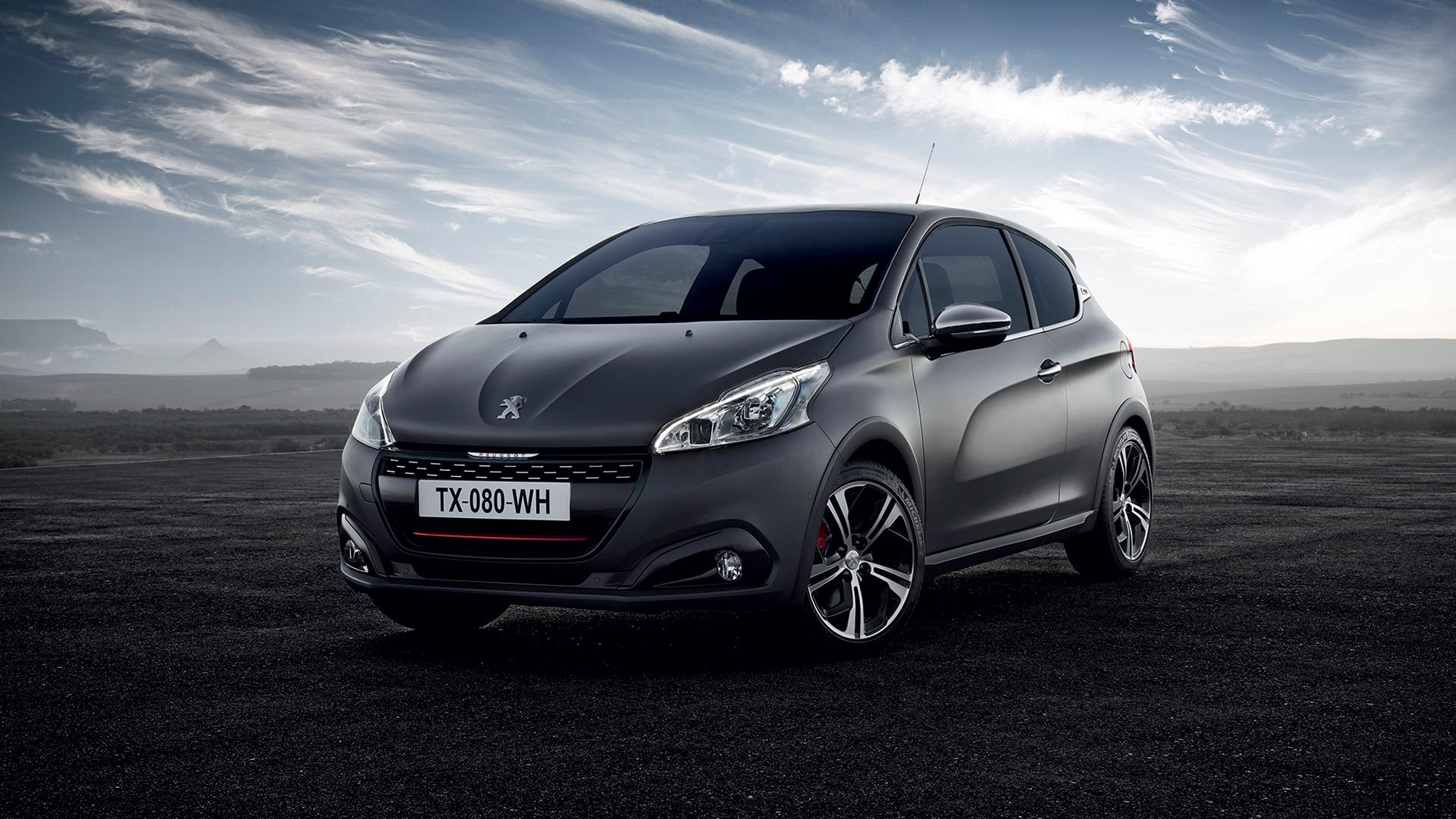 peugeot 208 gti new car showroom hot hatch sports car. Black Bedroom Furniture Sets. Home Design Ideas