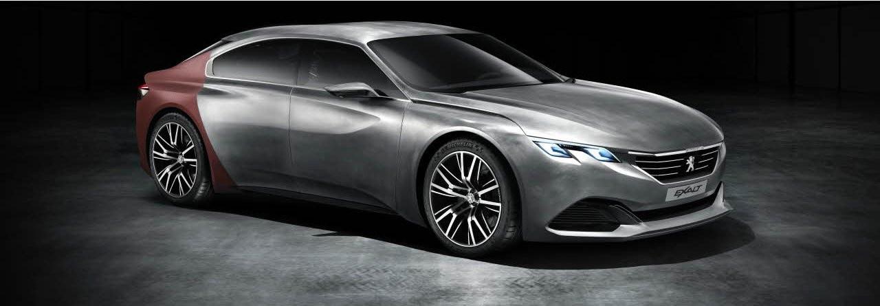 PEUGEOT Exalt Concept Car | Future car technology