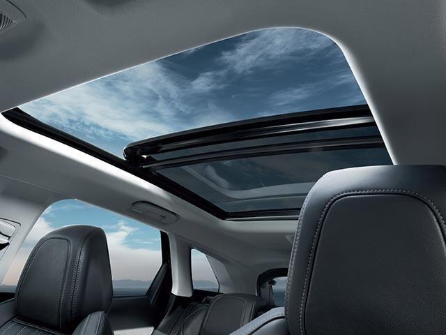 PEUGEOT Premium Pack Opening Glass Sunroof
