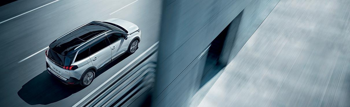 PEUGEOT Premium Pack Offer on 3008 SUV and 5008 SUV