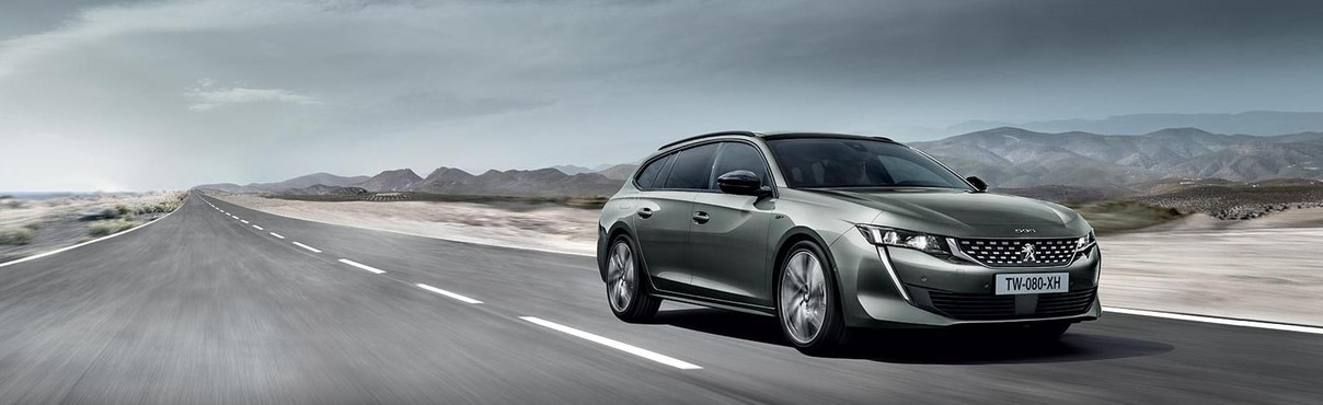 PEUGEOT 508 Touring Joins Fastback for 2019 Launch