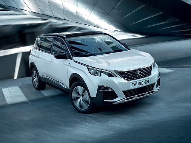 PEUGEOT 5008 7 Seat SUV Offers