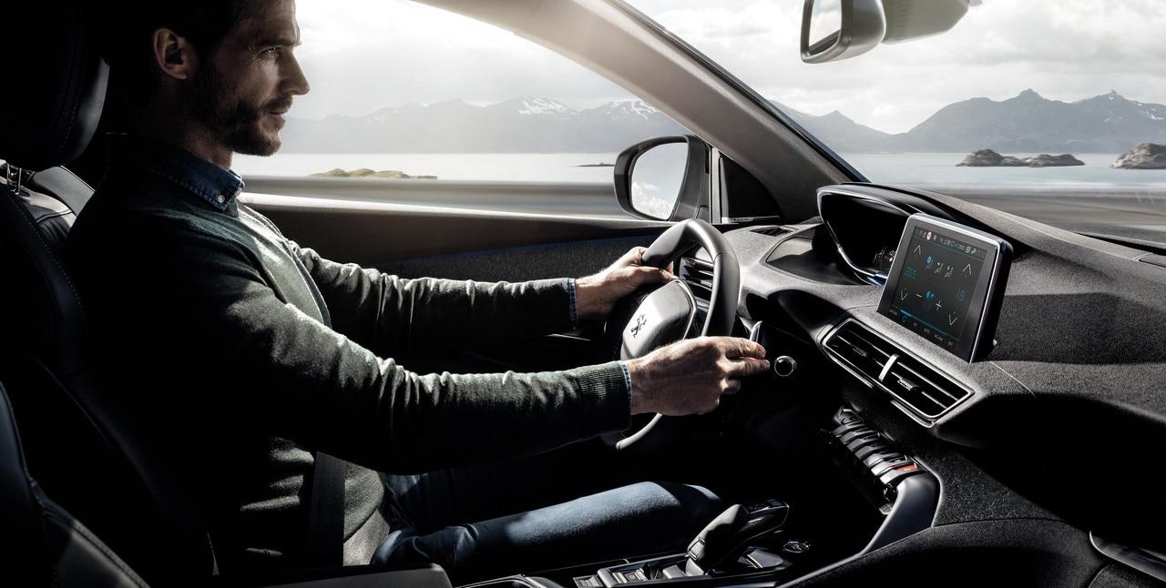 Expérience de conduite - Peugeot 3008