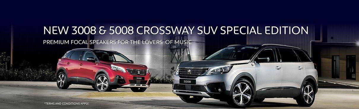 NEW CROSSWAY SUV
