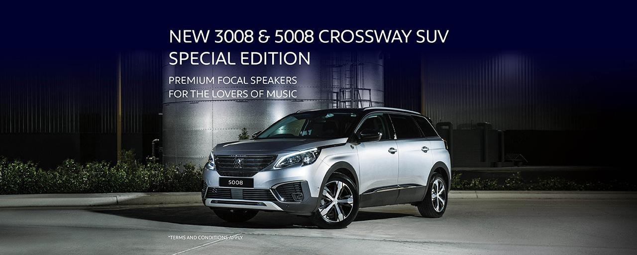 DISCOVER CROSSWAY SUV