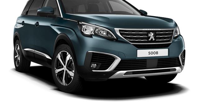 PEUGEOT 5008 SUV Allure 7 seat