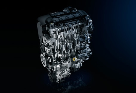 PEUGEOT HDi turbo diesel engine
