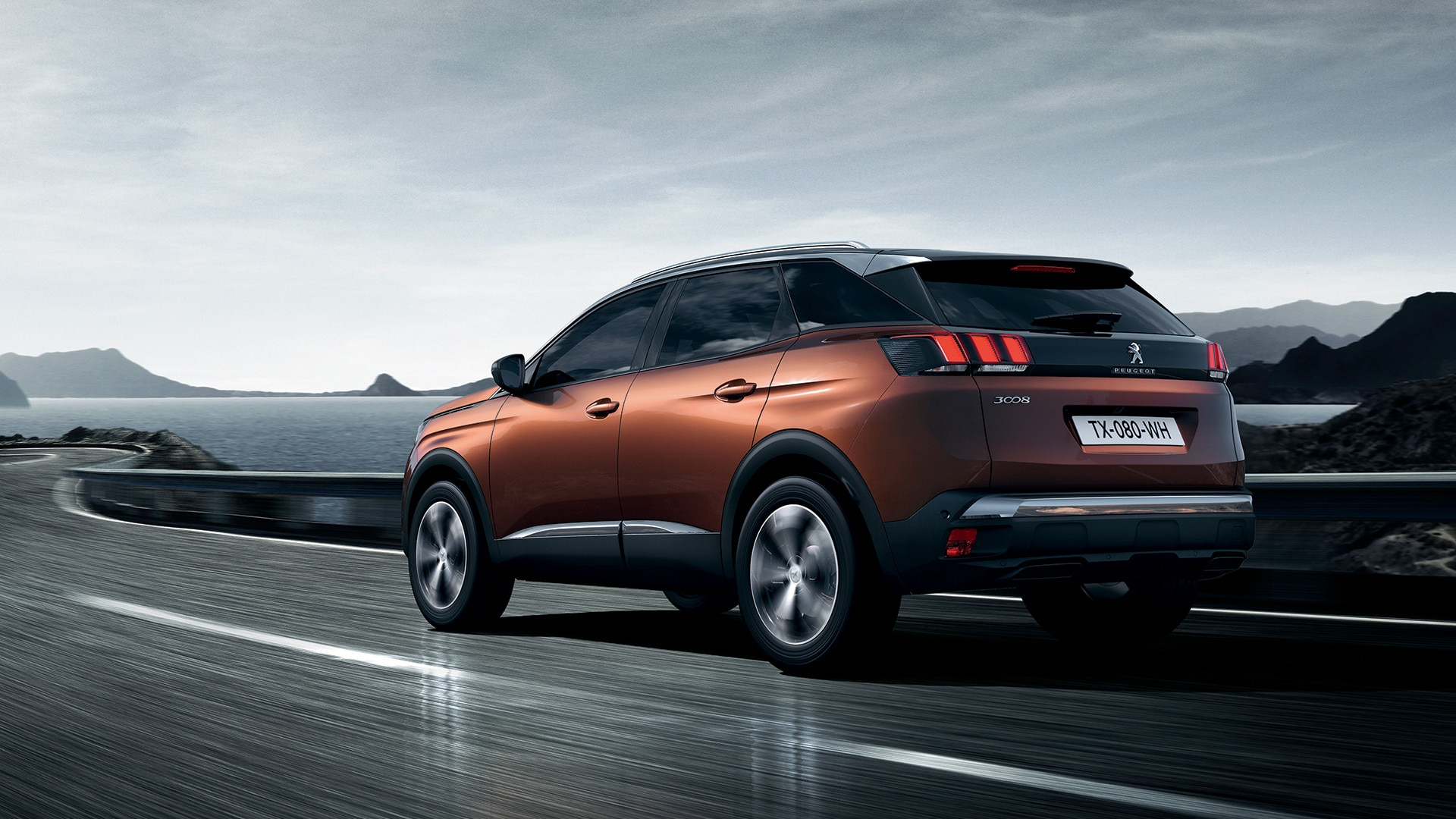 Gt >> PEUGEOT 3008 New Car Showroom | SUV | 2017 European Car of the Year