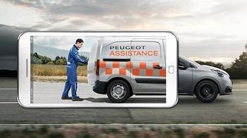 PEUGEOT Service Roadside Assist Offer