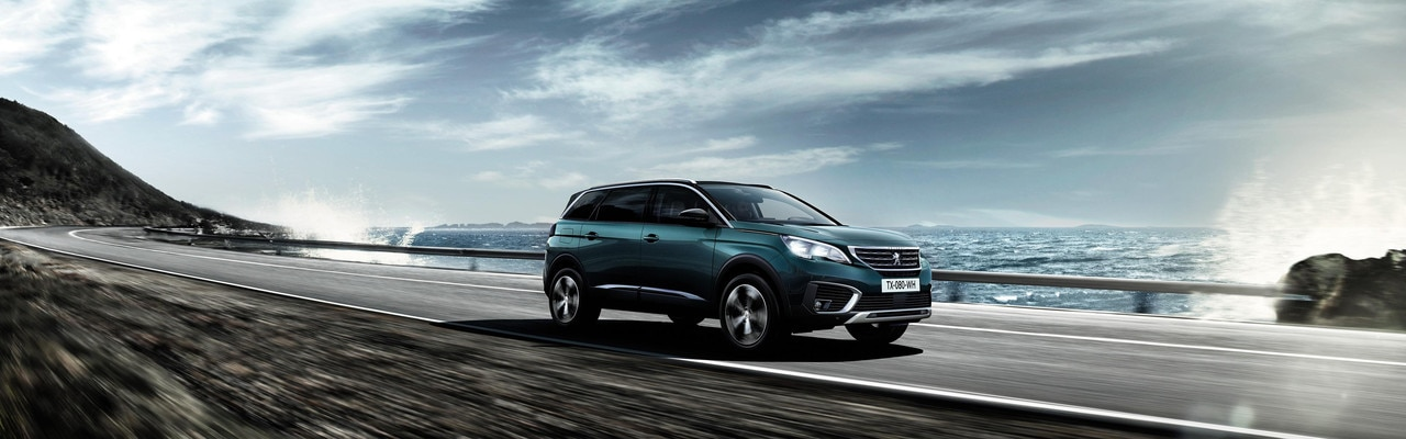 New SUV PEUGEOT 5008: Invention of a new dimension