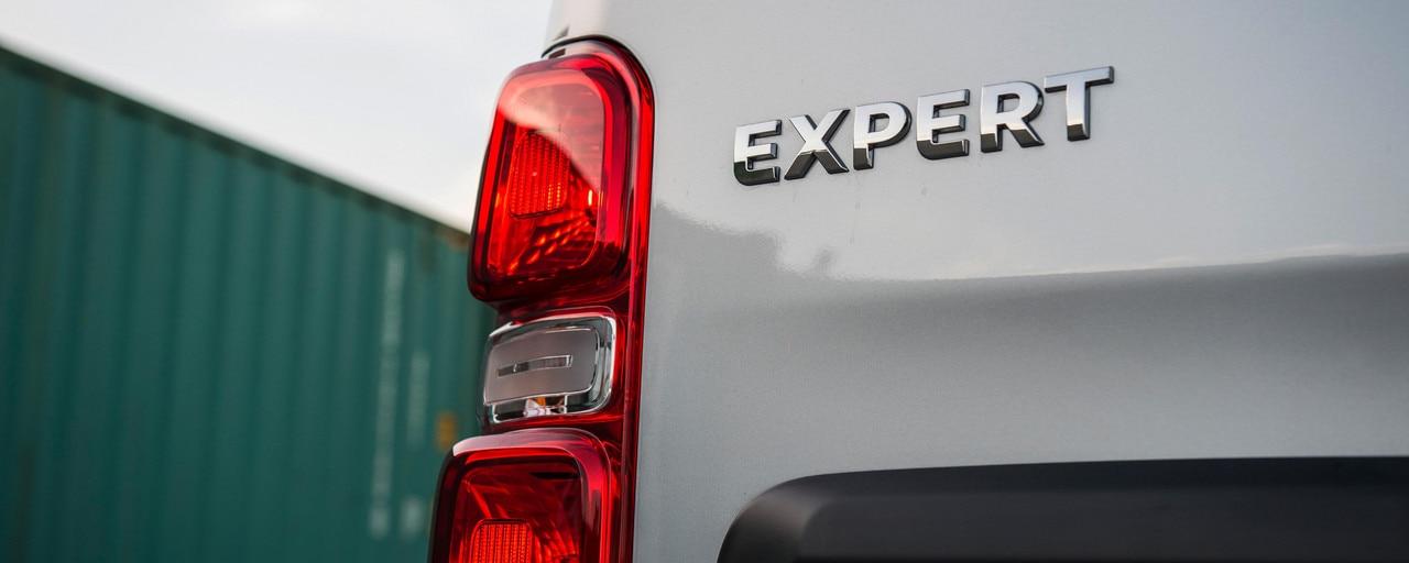 Peugeot Expert Badge