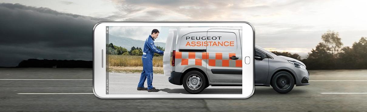 PEUGEOT Roadside Assist Offer