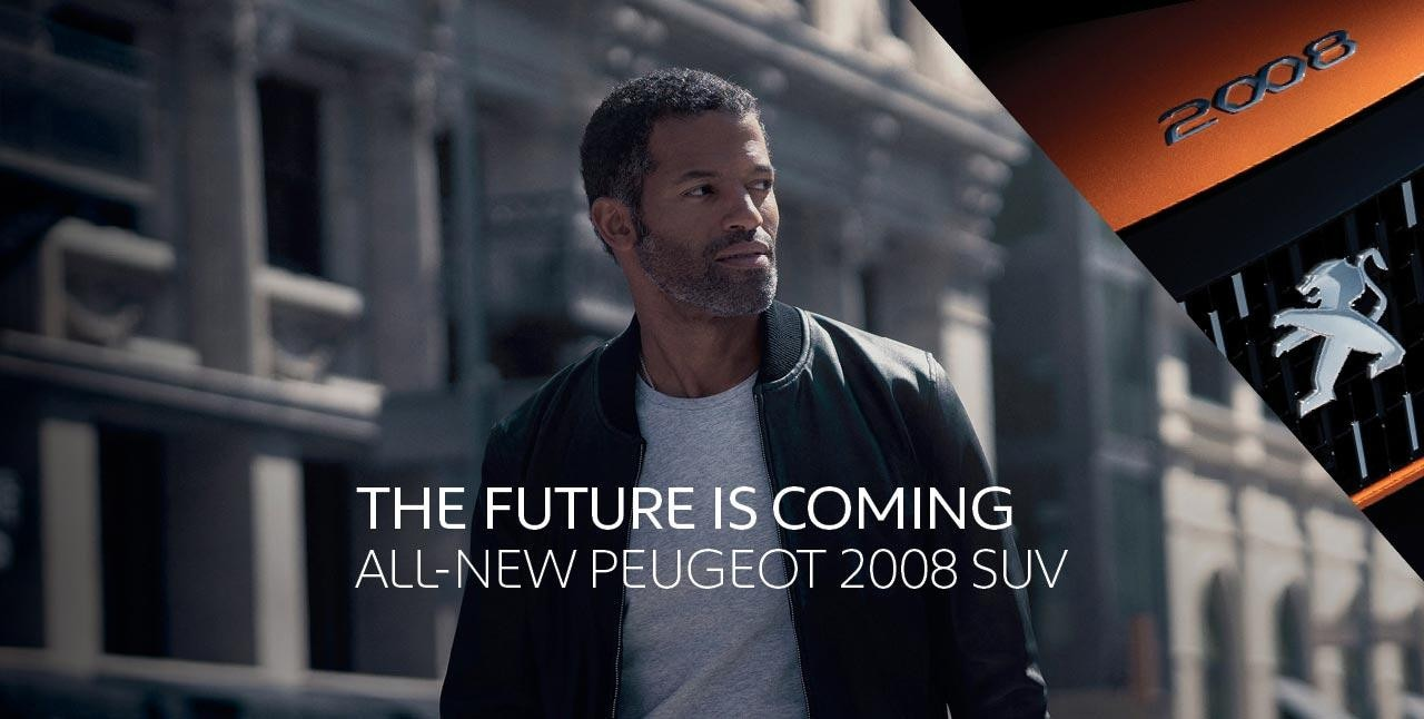 All-new PEUGEOT 2008 SUV | Register Your Interest