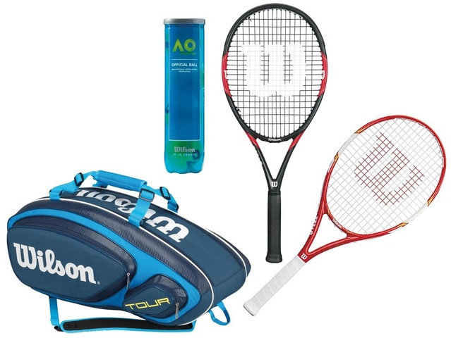 Wilson Tennis Pack