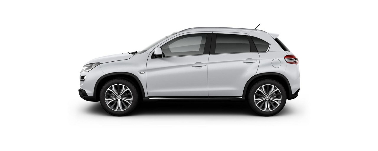 PEUGEOT 4008 SUV with 18-inch alloys from $29,990